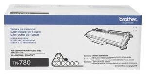 Brother TN 780 Super High Yield Black Toner