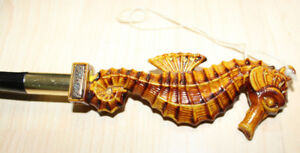 Seahorse Shoe Horn Japan Made