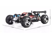 Wltoys A959 1/18 1:18 Scale 2.4G 4WD RTR Off-Road Buggy RC Car