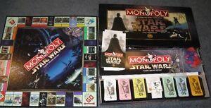Star wars original trilogy Monopoly $20 St. John's Newfoundland image 1