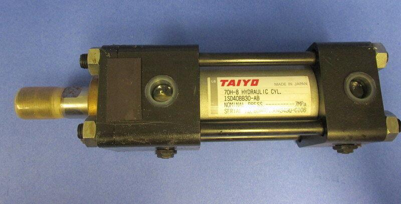 TAIYO 70H-8 7MPa HYDRAULIC CYLINDER 1SD40BB30-AB