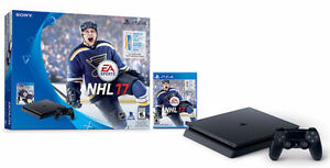 PS4 with NHL 17