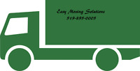 Easy Moving Solutions 519-895-0005