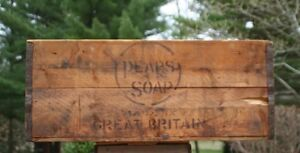 """Vintage """"Pears Soap"""" Made in Great Britian,"""