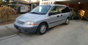 2002 Ford Windstar LX for sale (winter + all season tires incl.)