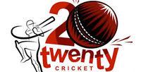 Cricket Tournament T20  (Hard Tennis Ball) Aug 19,20,26&27