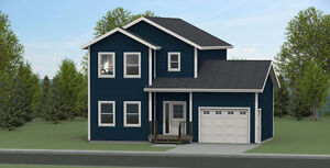 Brand New Two-Storey Home in new St. John's Subdivision St. John's Newfoundland image 1