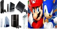 CONSOLES PLAYSTATION 3 NINTENDO WII-DS-3DS -XBOX 360-