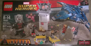 LEGO Super Heroes Super Hero Airport Battle 76051 *NEW SEALED*