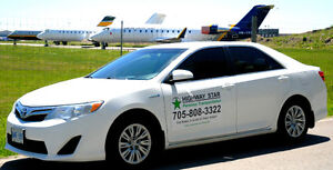 Highway Star -- Your Local, Licenced Airport Specialist Peterborough Peterborough Area image 1
