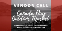 VENDOR CALL - Canada Day Market