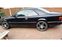MERCEDES 230 CE COUPE - OFFERS OR SWAPS