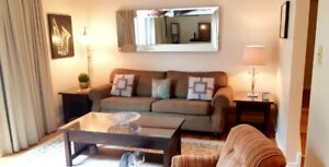 ***JAN 15 ~ HUNT CLUB/UPLANDS EXECUTIVELY FURNISHED TOWNHOUSE***