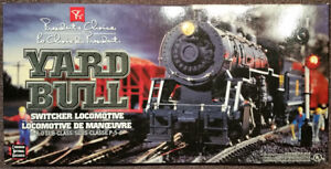 Vintage President's Choice Yard Bull Train Set
