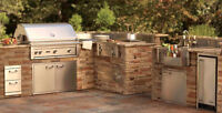 HUGE SAVINGS ON OUTDOOR KITCHENS