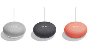 Google Home and Google Home Mini now available on sale!