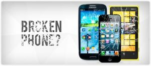WE REPAIR PHONES AND LAPTOPS
