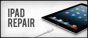 iPad Repairs - iPad 2, 3, 4, iPad Air, Air 2, iPad Mini 2, 3, 4 Best price for digitizer Replacement in TOWN!