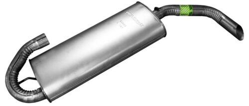 Exhaust Muffler Assembly-Quiet-flow Ss Muffler Assembly Walker 70005
