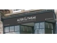 Seamstress Wanted for an Alteration Shop in Teddington