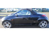 Ford KA Roadster 1.6 LUXURY (PRIVATE PLATE INCLUDED) £695