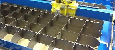 Plasma Cam 4x4 Grid Grates X And Y Slats Cnc Plasma Cutter - Save - Read Ad