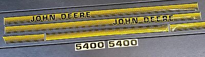 John Deere 5400 Hood Decal