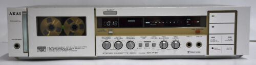 AKAI GX-F31 Stereo Cassette Deck