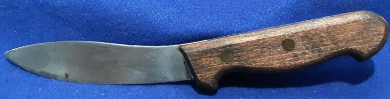 "Antique J Russell & Co Green River Works buffalo skinner knife trade  10"" RARE"
