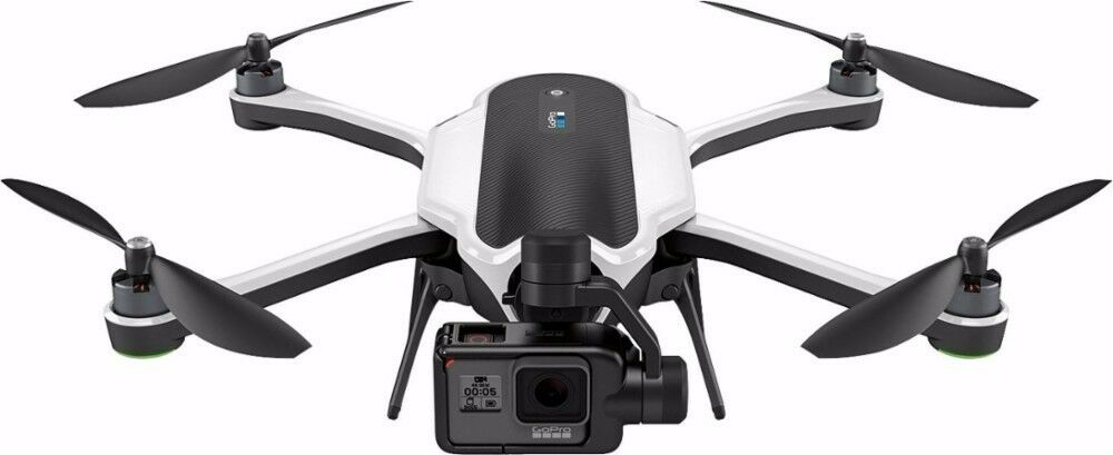Brand New GoPro - Karma Quadcopter with HERO5 Black - Black/