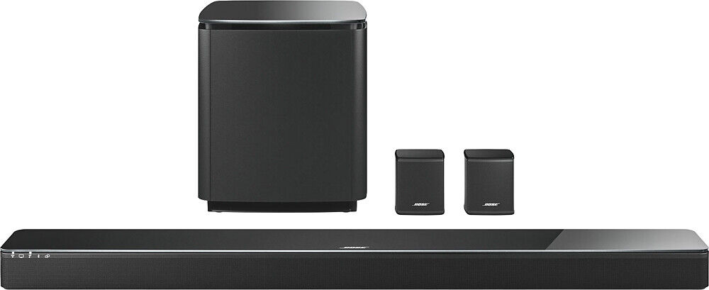BOSE Sound System Acoustimass 300 Virtually Invisible 300 & SoundTouch 300. Buy it now for 1399.99