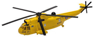 CORGI SHOWCASE CS90625 - WESTLAND SEA KING SEARCH AND RESCUE DIECAST HELICOPTER