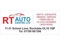 Mechanic or mot tester required