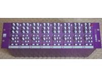 Klark Teknik SQ1D Square ONE Dynamics Processor (8 Linkable Compressors)