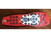 Sky+HD remote Liverpool F.C.