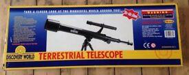 Kids Telescope Set, New, never used