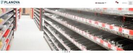 Are you looking best shelve management systems manufacturer & Supplier in Europe?