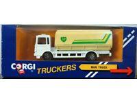 Corgi Truckers BP Man Truck