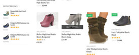 Ladies Shoes Heel, High Shoes, Boots & many more Stock for sale