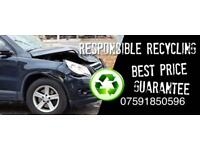 Any car van 4x4 wanted any condition instant cash uplift scrap recycle dispose a vehicle today