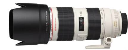 Canon EF 70-200mm f/2.8L IS II USM Lens Brand New