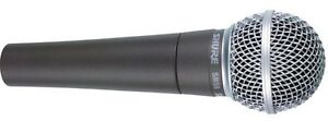 Looking for used SM58 mics