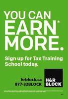 ** H&R Block - NEW - Learn to prepare taxes **