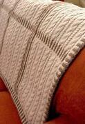 Throw Knitting Pattern