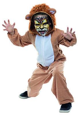 Löwe Löwenkostüm Tierkostüm für Kinder