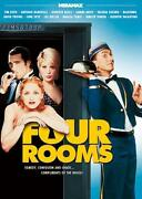 Four Rooms DVD