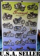 Triumph Motorcycle Model