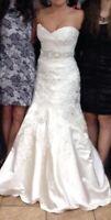 Sophia Tolli wedding dress $350