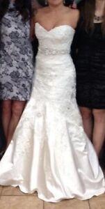 Sophia Tolli wedding dress $250