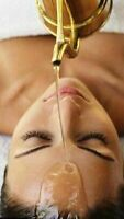 Free Abhyanga hot oil Massage For Her at door Steps!!